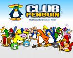 Cool penguins on Club penguin